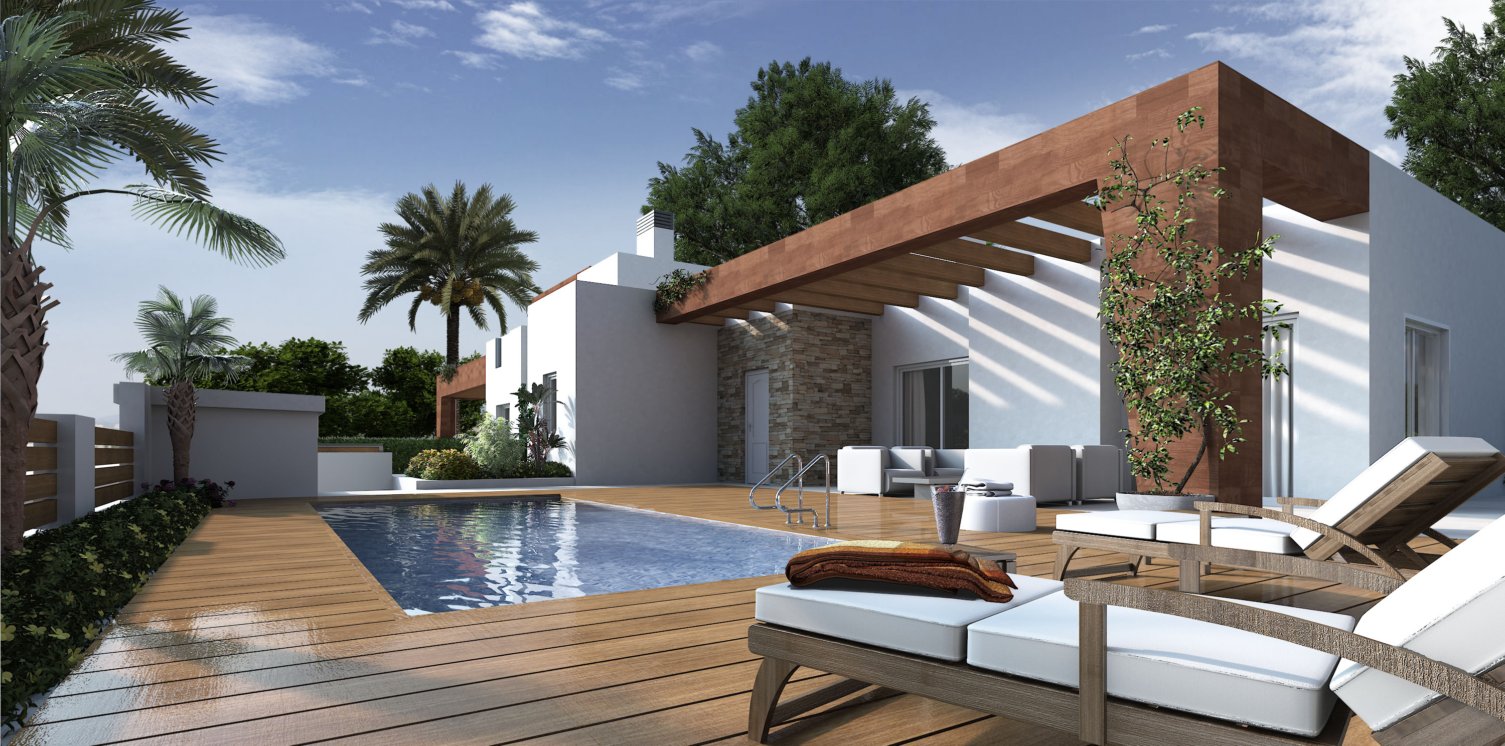 Residencial New Monteolivo